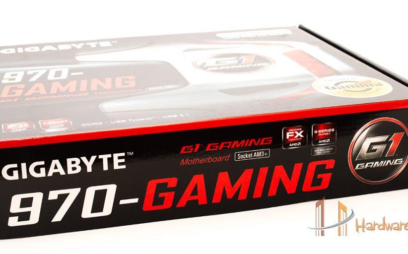 مراجعة اللوحة الرئيسية Gigabyte 970-Gaming مع معالج AMD FX 8370
