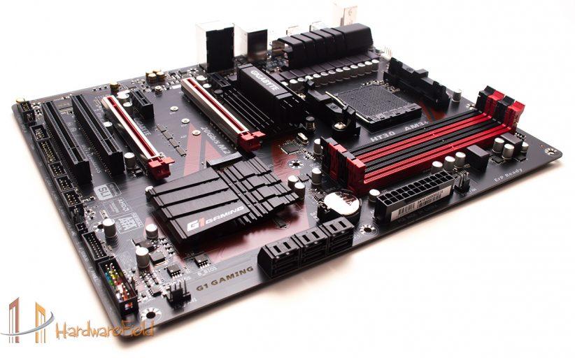 مراجعة اللوحة الرئيسية Gigabyte 990X Gaming SLI مع المعالج AMD FX 8370