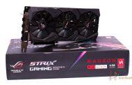 مراجعة البطاقة الرسومية ASUS RX 480 STRIX OC 8 GB