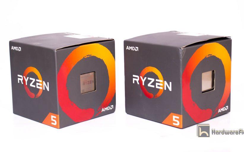 مراجعة معالجات AMD Ryzen R51500X , R51600
