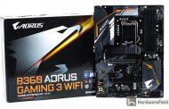 مراجعة اللوحة Gigabyte Aorus B360 Gaming 3 WIFI قاتلة الفئة المتوسطة
