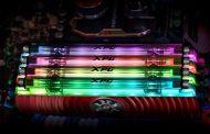 رامات ADATA XPG SPECTRIX D80 RGB  تصل الى تردد 5531 MHz مع تبريد النتروجين السائل