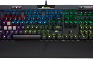 شركة Corsair تعلن عن اصدارات جديدة من لوحات المفاتيح الميكانيكية