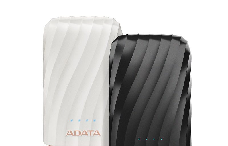 باور بنك ADATA P10050C يفوز بجائزة Golden Pin Design Award 2018 بتصميمه الرائع
