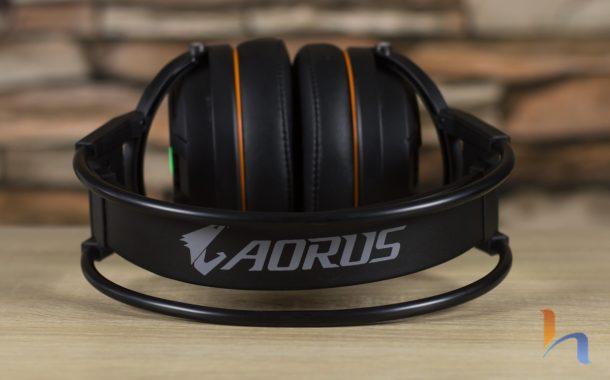 مراجعة سماعة Aorus H5 Headset مميزات عديدة و اداء صوتى رائع