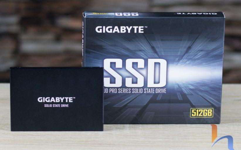 مراجعة قرص التشغيل Gigabyte UD PRO SSD 512 GB منافس قوى جديد