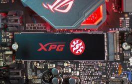 مراجعة قرص التشغيل Adata XPG SX8200 PRO الأسرع حتى الان