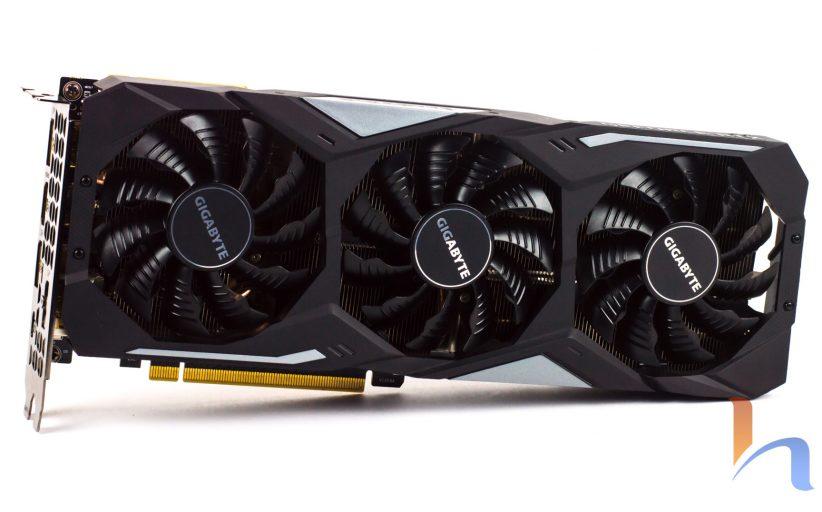 مراجعة البطاقة الرسومية Gigabyte GeForce RTX 2080 GAMING OC 8G