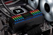 في فئة خاصة بها CORSAIR تطلق DOMINATOR PLATINUM RGB ذاكرة DDR4