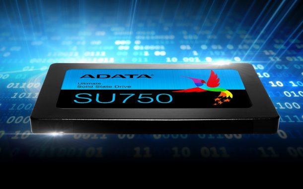 ترقية رائعة للأداء. ADATA تعلن عن قرص التشغيل ADATA Ultimate SU750