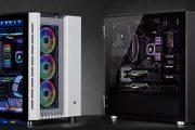 Corsair تطلق كيسات جديدة Crystal Series 680X RGB و Carbide Series 678C