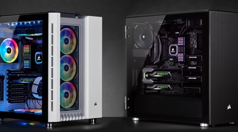 Corsair تطلق كيسات جديدة Crystal Series 680X RGB و Carbide Series 678C