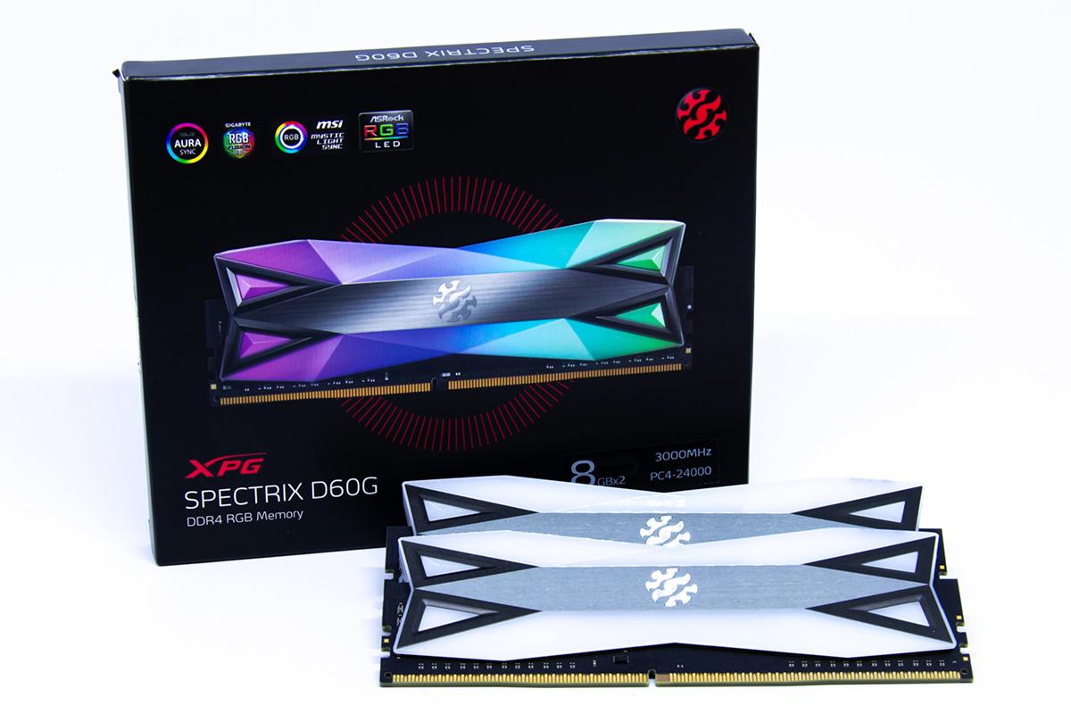 XPG SPECTRIX D60G DDR4 RGB
