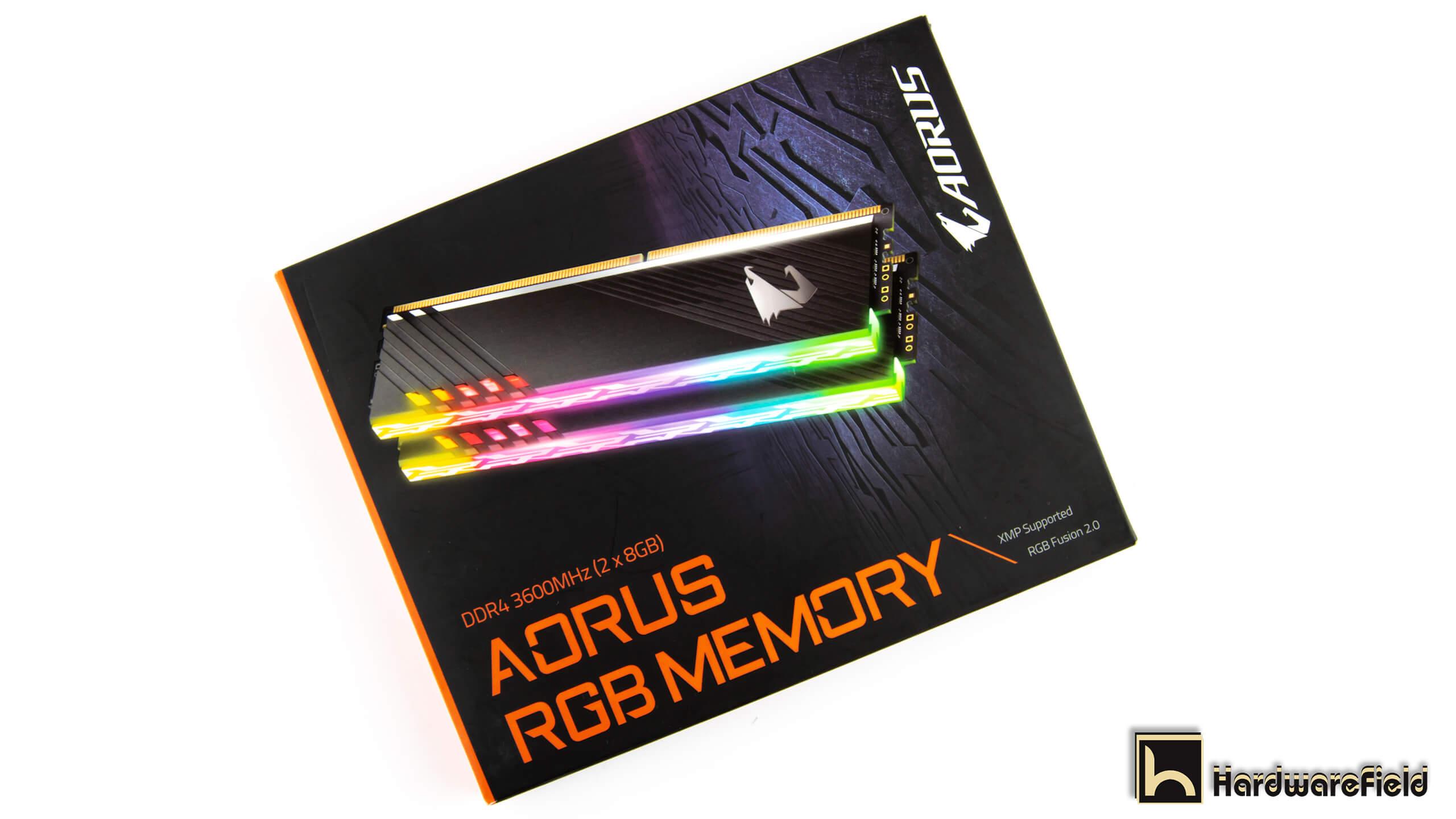 AORUS RGB MEMORY 1